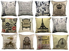 Antique Style Art Decorative Cushions