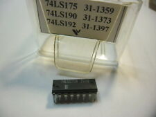 S 74LS175N 7939 (1pcs) - NEUF Old stock