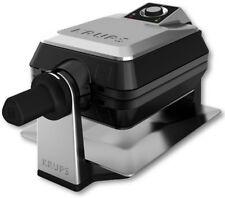 KRUPS F DD 95 D PROFESSIONAL Waffle sportello automatico in acciaio inox/nero