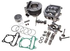 KR 150ccm 57,40 mm 4T Zylinder und Kopf Kit ATV 125-150 GY6 ... Cylinder Kit