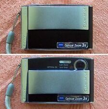 Sony Cyber-shot DSC-T5, Digital Camera, 5.1 MP, 3x Zoom, Japan (t t10 t90 carl)