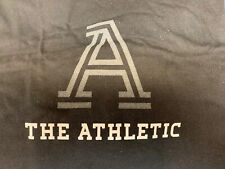The Athletic Sports Website Men's Black T-Shirt - Large Next Level Apparel NWT