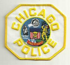 CHICAGO ILLINOIS POLICE PATCH  /