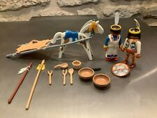 Playmobil  Vintage Indian Travois 3872