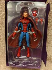 Marvel Legends Zombie Hunter Spidey Spider-Man No Watcher BAF Part What If