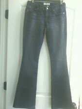 PRVCY Santa Monica Dark Wash Boot Cut Jeans - Size 24