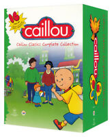 Caillou (Caillou Classics Complete Collection) New DVD