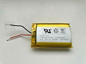 GENUINE Roberts Sports Dab 2 Radio Replacement Battery 3.7v 1850mAh - Brand NEW