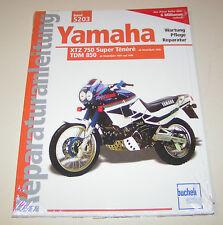 Reparaturanleitung Yamaha XTZ 750 Super Tenere - ab 1988 / TDM 850 - ab 1991!