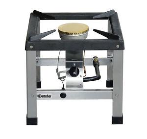 Hockerkocher Bartscher 7,0 kW Edelstahl