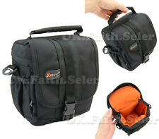 Waterproof Bridge Camera Shoulder Case Bag For Fuji FinePix S1 S8600 S9200