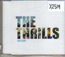 (CL678) The Thrills, Big Sur - 2003 DJ CD