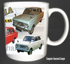 VAUXHALL VIVA HA CLASSIC CAR MUG LIMITED EDITION 2010