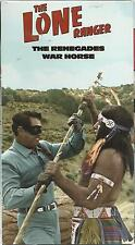 The Lone Ranger Volume 3 Two Episodes vhs