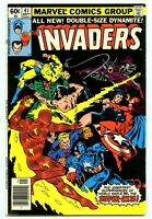 The Invaders #41 Marvel Comic Book (1978) Bronze Age  7.0 or Better See Scans