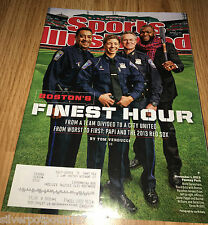 November 11, 2013 issue of Sports Illustrated Pagan McGuire Mcgill Ortiz   #235