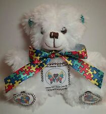 6 In Someone with  Autism Loves Me Teddy Bear