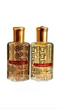 TUSCAN LEATHER 36ML & OUD LEGNO 36ML esclusivo per FRAGRANZA DELL ARABIA Pacco da 2