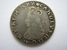 1660-69 undated Maundy Twopence, NVF. ACS