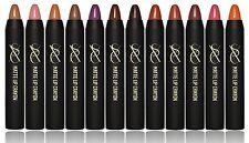 12 SXC Matte Lipstick Crayon, Paraben/Talc Free, Perfect Gift Set