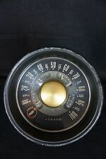 Vintage 1951 Ford Car Speedometer Gauge Cluster Excellent Shape, OEM, Wow!!!!!!!