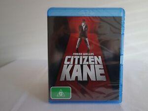Citizen Kane - Orson Welles (BluRay) Brand New!