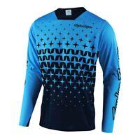 Troy Lee Designs Sprint Jersey Megaburst MTB Downhill BMX Racing Gear DH 2019 L