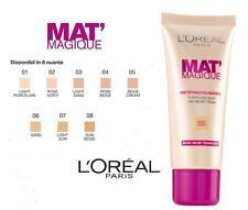 Matte Make-up-Produkte für den Teint mit Glanzregulierung Gesichts -