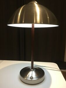 Sharper Image Design Desk Office Conference Table Desk Lamp Model No. S1503