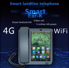 Smart LTE 4G Fixed Wireless landline Android 6.0 4G SIM Network Videophone WIFI