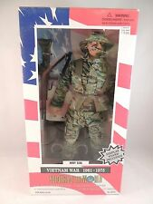 "New In Box Soldiers of the World ""Vietnam War Navy Seal"" 12"" Figure (1997, D33)"