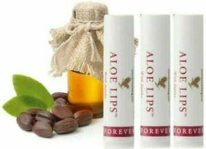 3 Stück Lippenpflegestift Aloe Vera Forever Living