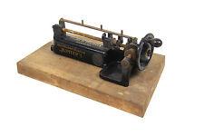 """antike Bleistiftschärf-Maschine """"JUPITER"""" 1 GUHL & HARBECK Hamburg um 1900/10"""