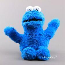 Jumbo Cookie Monster Plush Sesame Street Toy Stuffed Animal Doll 17'' Pillow BIG