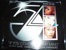 Stars On 54 If You Could Read My Mind Aust Remixes Maxi CD Single - Ultra Nate