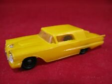 Vintage 1:64 Lucky Telsalda? 1958 Ford Thunderbird toy car good shape HK T-Bird