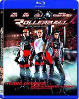 ROLLERBALL Blu Ray Movie -Brand New- Fast Ship! (HMV-142/HMV-20)