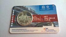 Nederland 2015 Coincard 5 Euro Het Van Nelle Vijfje UNC (zwaar verzilverd)