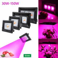 150W LED Grow Light Lamp Full Spectrum Veg Flower Medical Plant Growing Light