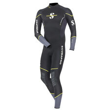 Sport Steamer 2.5mm mens wetsuit XXXL NEW BLACK/YELLOW