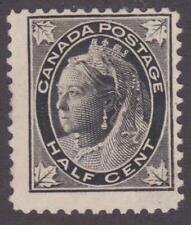 Canada 1897 #66 Queen Victoria (Maple Leaf Issue) - F Mint no gum