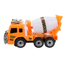 Electric Cement Mixer Toy Car Music Toys Car Model With LED Light Kid Gift [NEW]