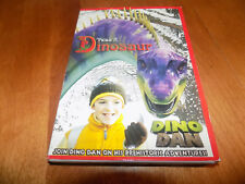 DINO DAN 'TWAS A DINOSAUR Christmas TV Kid's Nickelodeon Nick Jr. DVD SEALED
