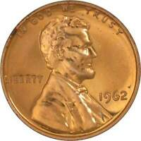 1962 1c Lincoln Memorial Cent Penny US Coin Choice Proof
