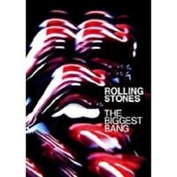 "THE ROLLING STONES ""THE BIGGEST BANG"" BLU RAY NEU"