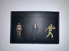 Paul Smith PEOPLE Motif Leather Card Case/Wallet