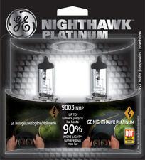 Headlight Bulb-Nighthawk Platinum Halogen GE Lighting 9003 BP2