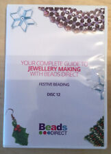 Complete Guide To Jewellery Making With Beads Direct Festive Beading Disc 12