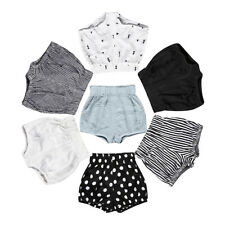 Cute Baby Toddler Girl Cotton Bottoms Bloomers Diaper Nappy Cover Short Pants