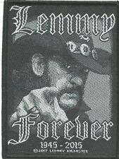 LEMMY forever - 2017 - WOVEN SEW ON PATCH official merchandise MOTORHEAD